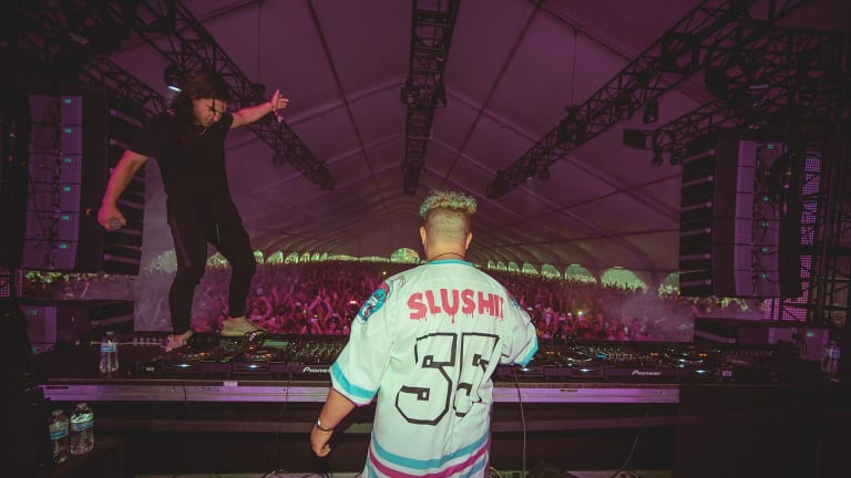 Slushii Puts the HARD in Latest HARD Summer Mixtape