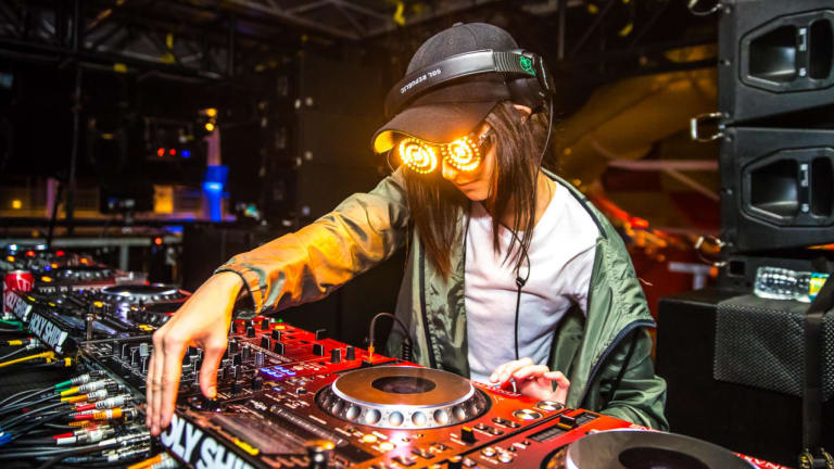 Rezz is Working on a Remix of a Track Off Porter Robinson's Worlds
