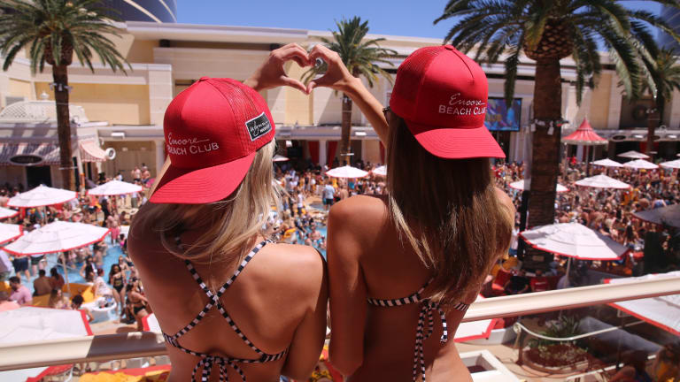 "Encore Beach Club Introduces ""Big Fridays"""