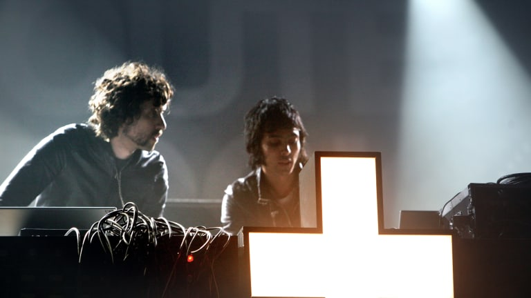 On this Day in EDM History: Justice Release Their Debut Album