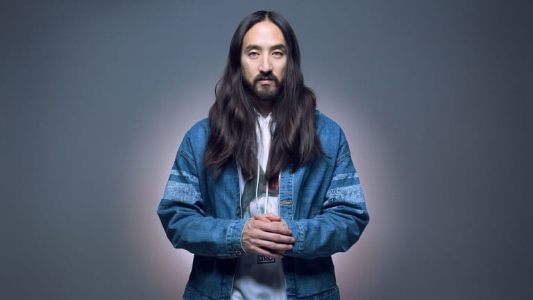 Steve Aoki is Giving Away A Free Download of His New Track