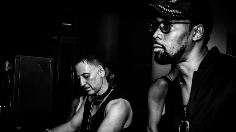 Dubfire and Wu-Tang Clan Made Surprise Set Performance