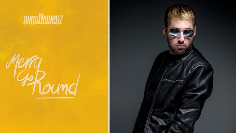 "French Newcomer YungDiggerz Releases His Brand New Single ""Merry Go Round"""