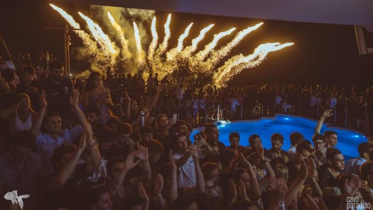 """Greece's Renowned Club """"Cavo Paradiso"""" Turns 25"""