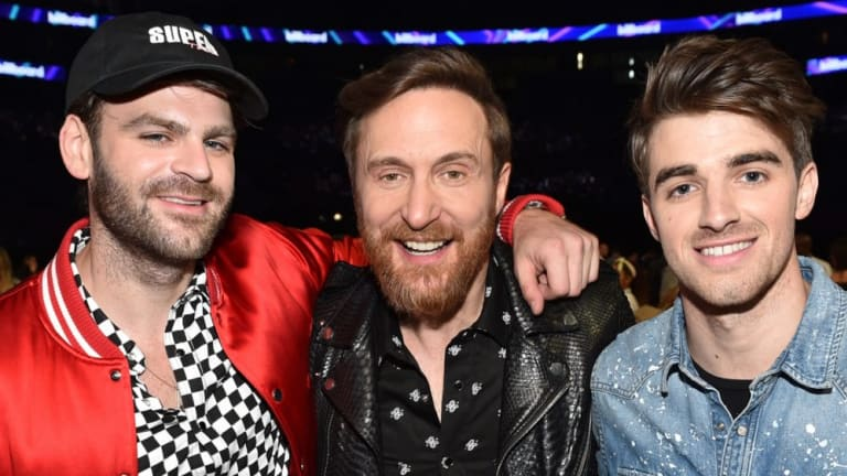 David Guetta Links Up With The Chainsmokers This Summer in Ibiza