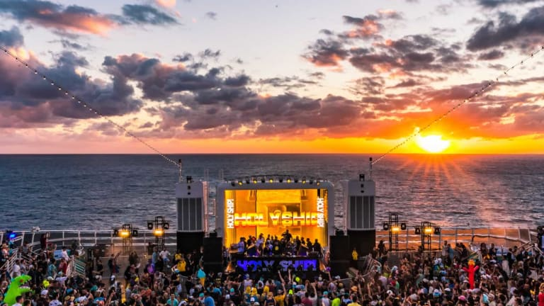 Holy Ship Has Announced It's Stacked Lineup