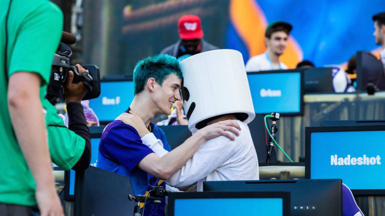 Marshmello & Ninja Are The Champions Of Fortnite Pro-Am
