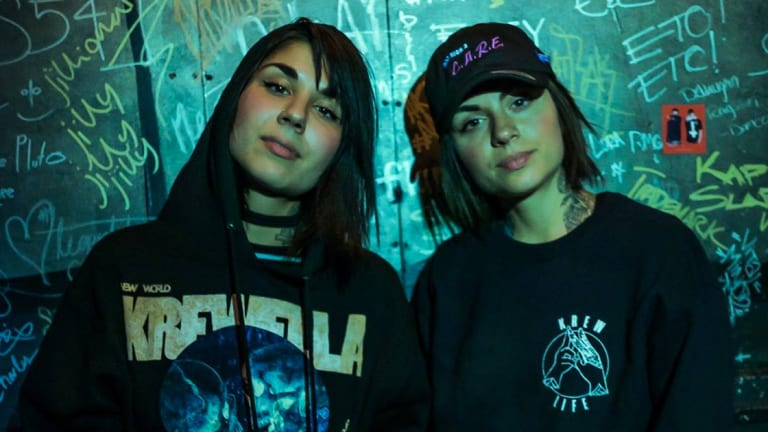 "Krewella Explain the Story Behind Their New Track ""Mana"""