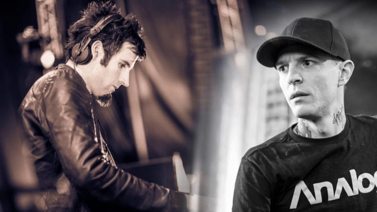 Deadmau5 Premiers New Collab With Rob Swire At Spring Awakening Music Festival