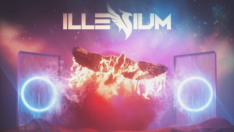"Illenium Releases 15 Track ""Awake (Remixes)"" Album Featuring The Glitch Mob, WE ARE FURY, and more"