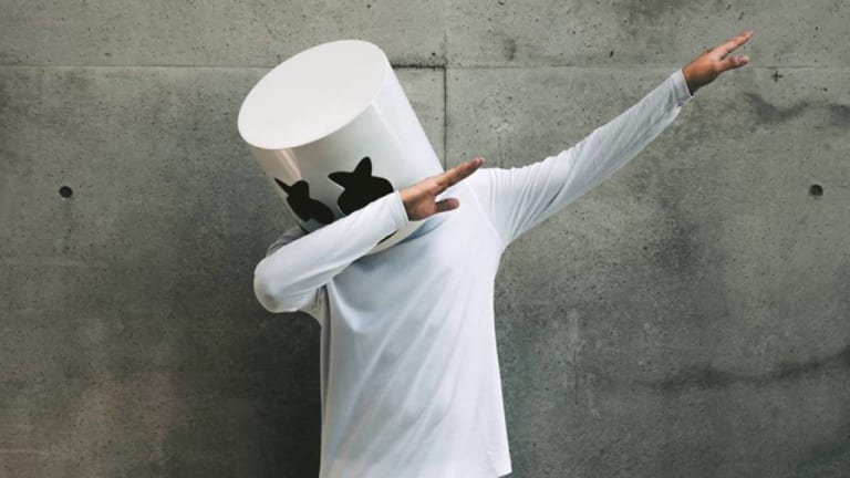 Marshmello Will Take Us Back In Time With Joytime II