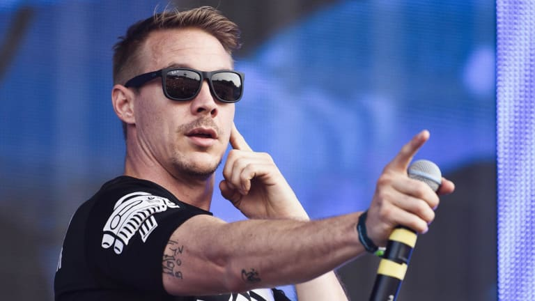 Diplo Announces new EP, Europa, and Premieres New Track with Niska