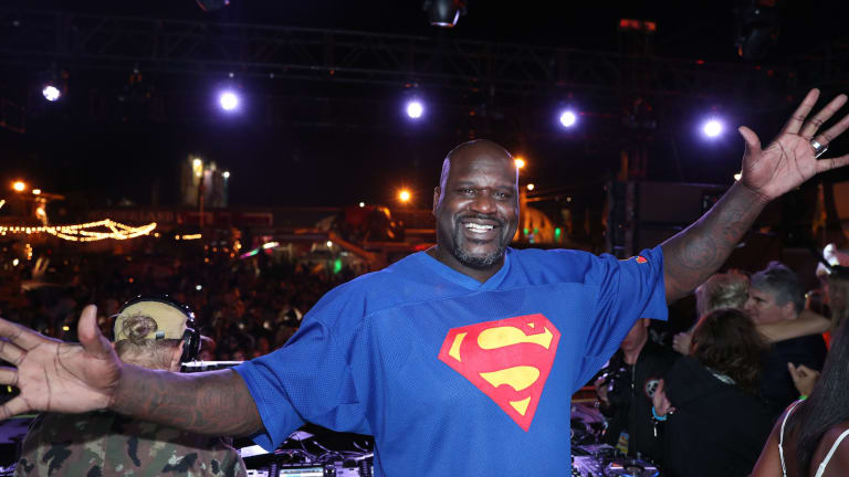 PSA: Shaq Has Announced His First Ever Summer Tour