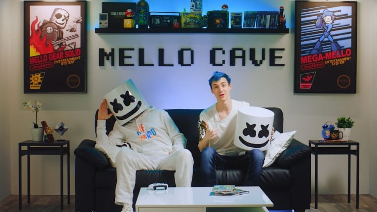 Marshmello Launches a New Gaming-Focused Digital Series