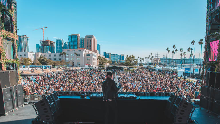 CRSSD Is Back & Bringing the Vibes This Fall
