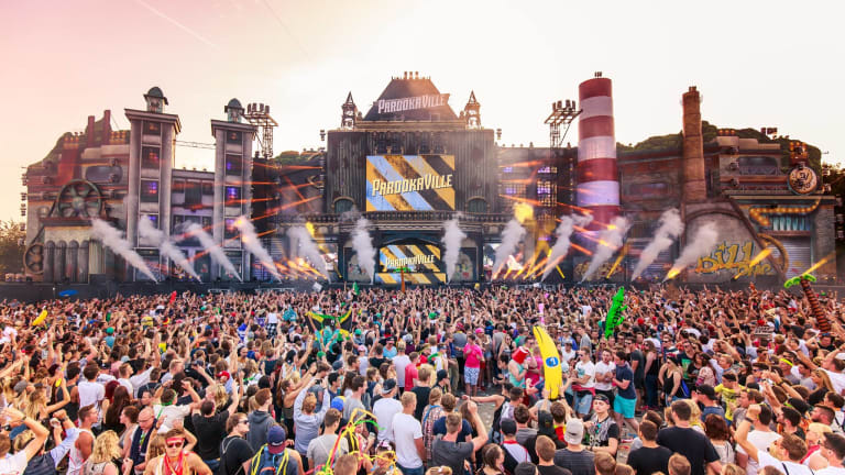 Check Out Europe's Finest Summer Music Festival: Parookaville