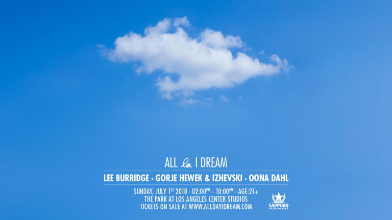 All L.A. I Dream with Lee Burridge and Friends
