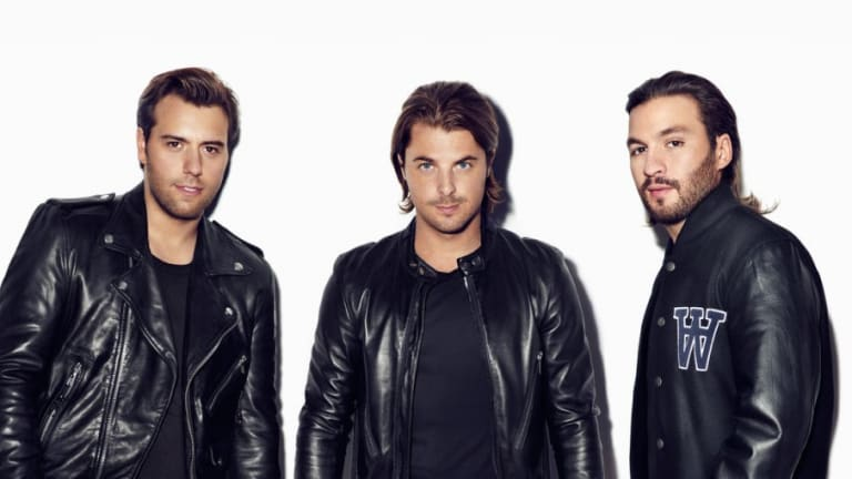 Mysterious Billboard Hints of Swedish House Mafia
