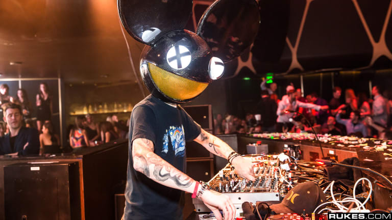 deadmau5 Drops Uplifting New ID During Verti Music Hall Performance