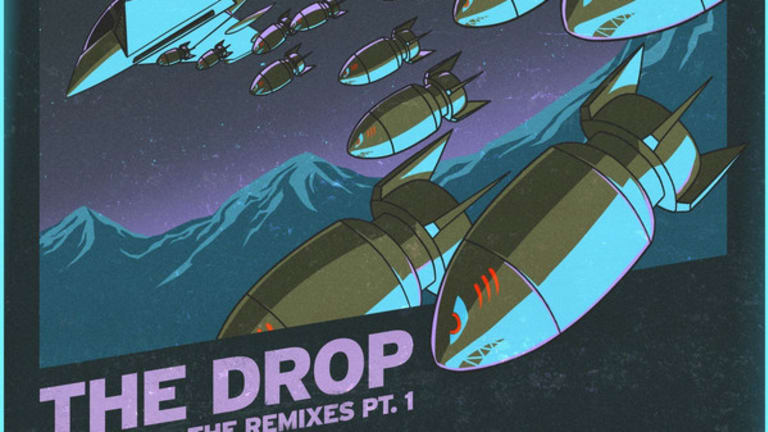 "Gammer is Back With ""The Drop (Remixes Pt. 1)"""