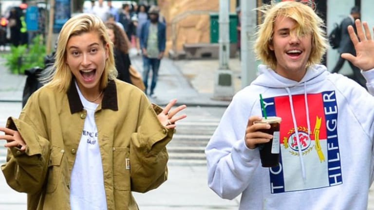 Justin Bieber Got Engaged to Hailey Baldwin Over The Weekend