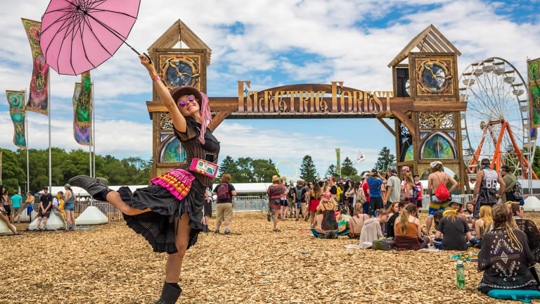 A Review of the Most Magical Event: Electric Forest 2018