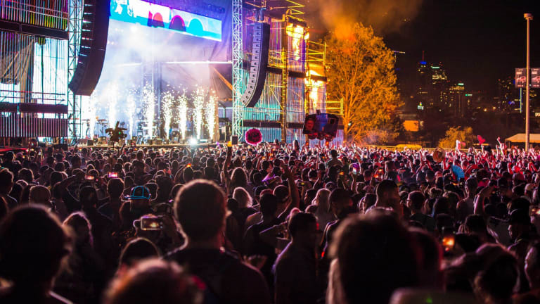 Global Dance Festival Releases Stage by Stage Lineup