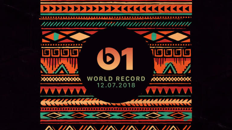 "Zane Lowe and DJ Snake Discuss Today's World Record ""Maradona Riddim"" with Niniola [Listen]"