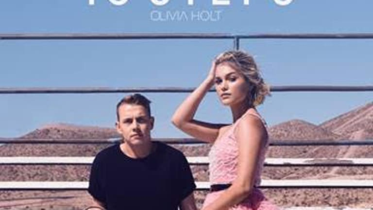 "Martin Jensen Walked ""16 Steps"" With Olivia Holt On New Single [Listen]"