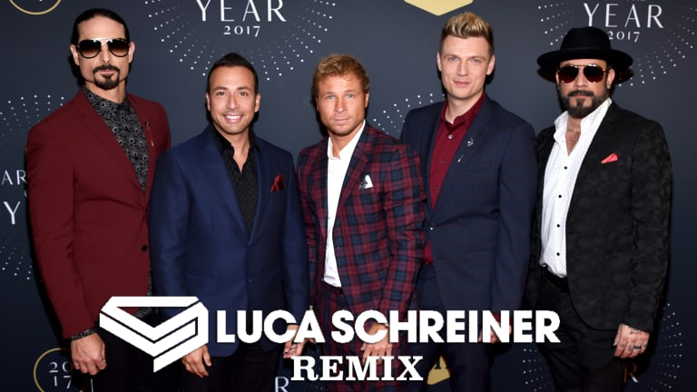 EDM.COM REMIX OF THE WEEK 007: BACKSTREET BOYS X LUCA SCHREINER