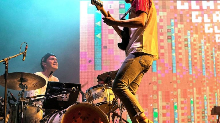 Glass Animals Cancels Tour Due To Drummer In Major Accident