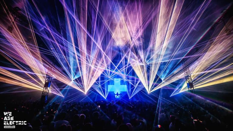 The We Are Electric Weekender Has Great International Potential