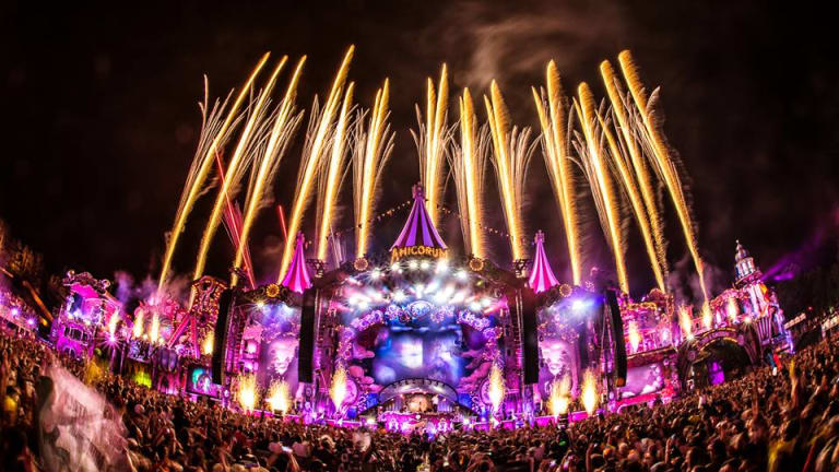 Tomorrowland Main Stage Designer Files for Bankruptcy