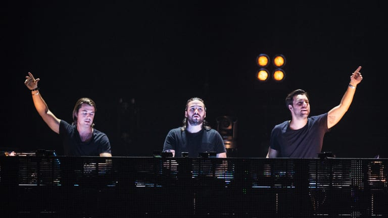 Watch Swedish House Mafia's First Show of 2019 at the Tele2 Arena in Stockholm