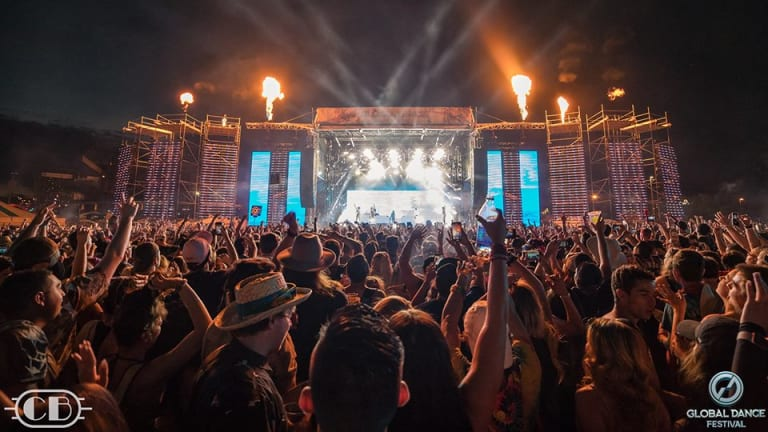 Win A Pair Of Tickets to Global Dance Festival 2019