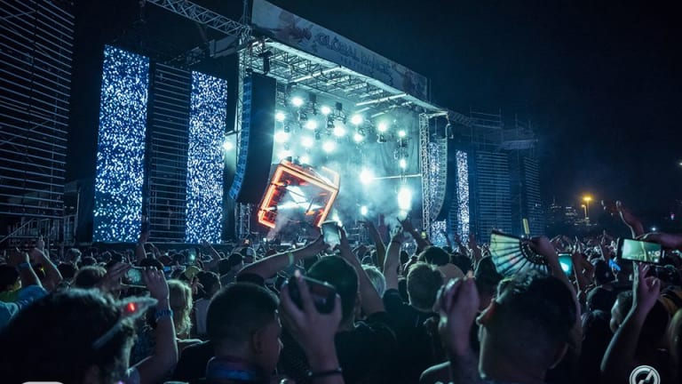 Global Dance Festival Day 2 Delayed Due to Lightning Strike Warning