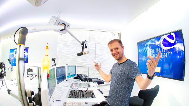 Armin van Buuren Unveils the ASOT Top Tune of the Year