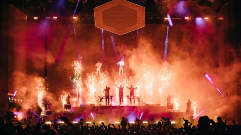 ODESZA to Grace the Stage at Stanford's Frost Amphitheater Grand Reopening