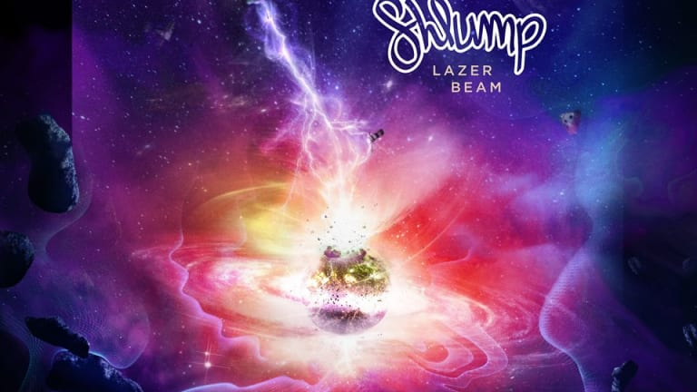 "Bass From Space: Shlump Debuts New EP ""Lazer Beam"" [Listen]"