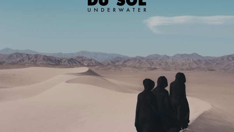 RÜFÜS DU SOL 'UNDERWATER' SECOND SINGLE OFF FORTHCOMING ALBUM
