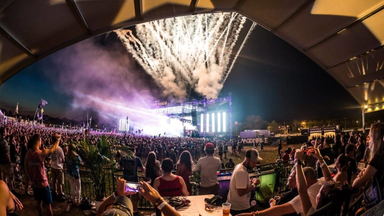 Moonrise Festival Evacuated Due to Weather