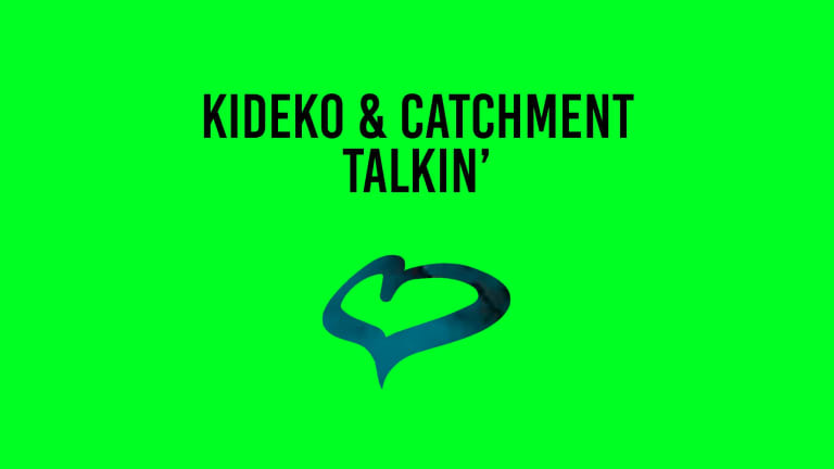 "Kideko & Catchment team up for ""Talkin'"" EP"
