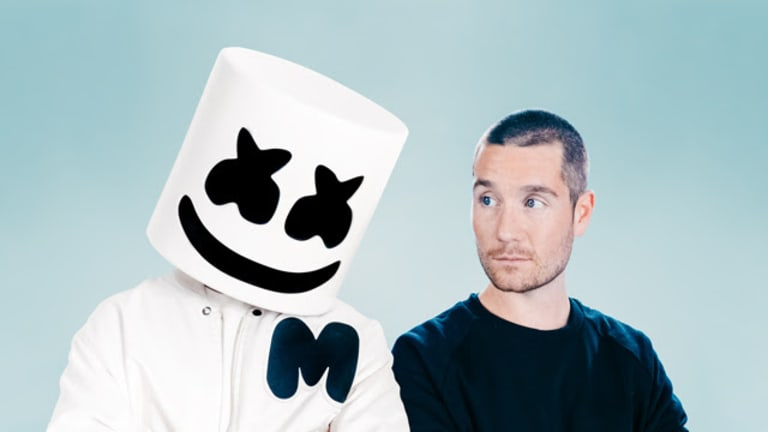 "Marshmello and Bastille Pair Up For New Single ""Happier"" Out Now [Listen]"