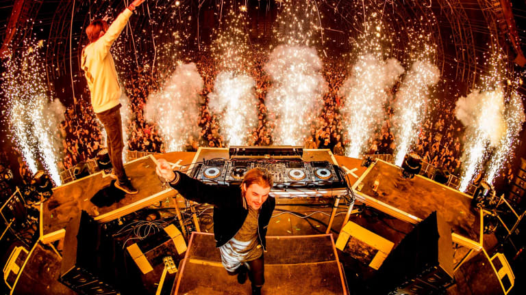 Axwell ^ Ingrosso to Pause Production