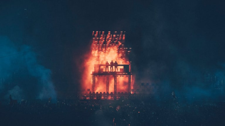 Swedish House Mafia Reunion To Be Continued at Creamfields