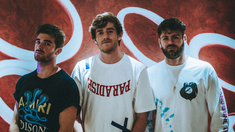 "The Chainsmokers and NGHTMRE Link Up for Bass Heavy Single ""Save Yourself"" [Listen]"