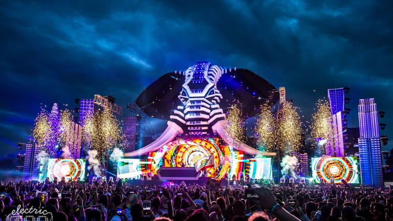 Electric Zoo Releases Much Anticipated Set Times for Its Big 10 Celebration
