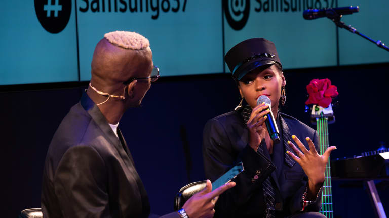Samsung Releases the Galaxy Note9 and Celebrates with Janelle Monáe