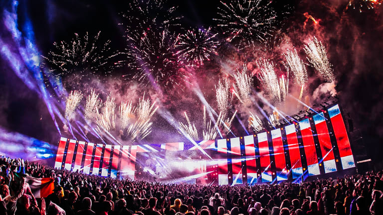 Nicky Romero, Afrojack, Joris Voorn and More Join Creamfields 2019 Lineup