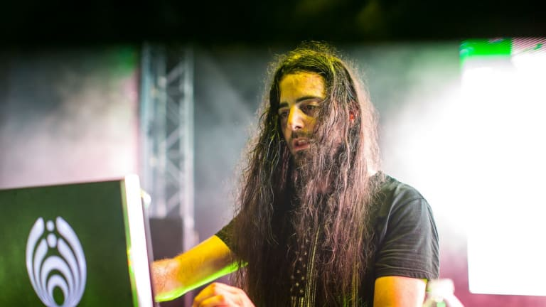 Bassnectar Gets Nasty Towards Canadian Artist On Twitter